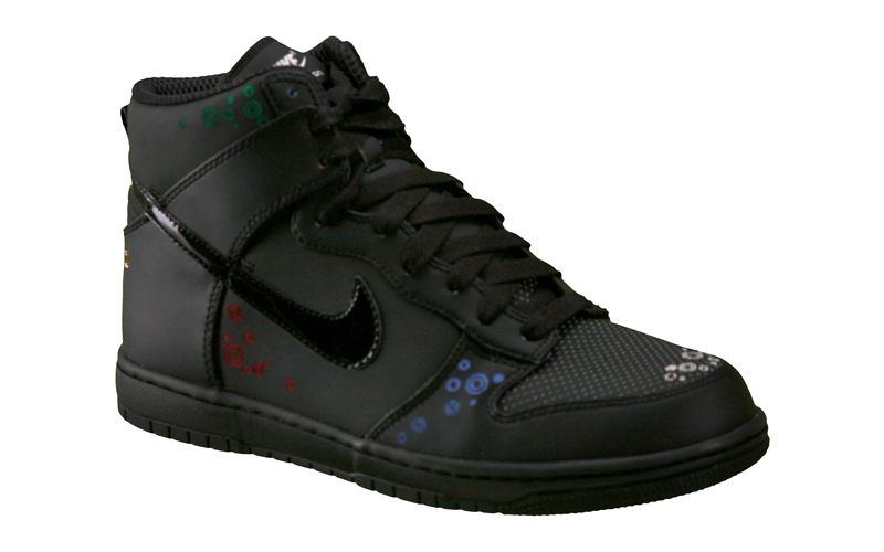 nike high tops black and blue. Nike Shoes High Tops Black